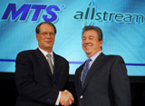MTS acquires Allstream